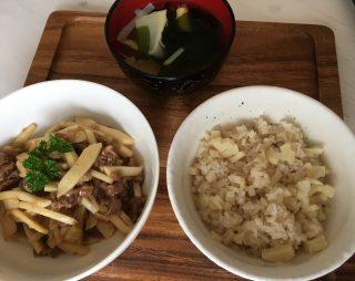 旬の筍で筍づくし♪簡単アク抜き方法と筍大量消費レシピ。美味しいからこそ気になるカロリーは?