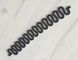 Qoo10でお買い物♪フィッシュボーン作成キットの使い方とレビュー。本当に簡単綺麗に編める?