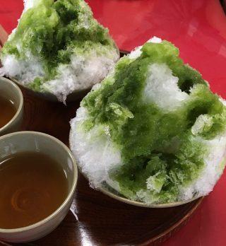 季節限定の赤福氷のレビュー♪食べられる期間、店舗は?名古屋でも食べられる♪おすすめ鳥羽水族館近くの赤福茶屋は駐車場付きで穴場♪