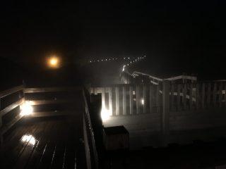 北海道 登別温泉 幻想的な地獄谷の夜のライトアップ♪料金,駐車場,場所は?夏の地獄谷は鬼探しや鬼花火など、楽しいイベントがたくさん♪
