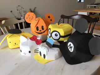 画用紙のキャラクター帽子DIYでハロウィンの仮装を♪クリスマスや劇の衣装にもぴったり!ディズニーからサンリオまで色んな帽子の簡単な作り方♪ハロウィンに手作りコスチュームで仮装をしよう⑨