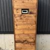 ガスメーターを簡単DIYでおしゃれに隠す方法。【1×4材でガスメーターカバー、ボックスの作り方】検針の日も困らないよう、表示部分はオープンに♪