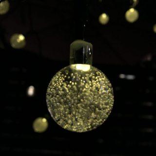 ソーラーで電気代なし!オンオフ操作もなし!自宅のクリスマスイルミネーションにオススメなのはソーラータイプのイルミネーションライト!実際に使ってみたレビューと口コミ♪